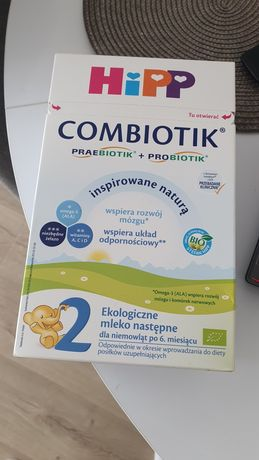 Zamienię mleko Combiotik 2 Hipp