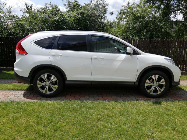 Honda CR-V serwis ASO
