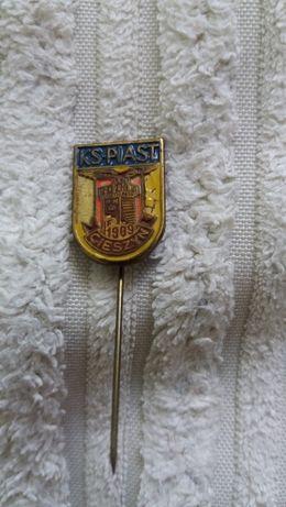 """Sprzedam metalowy znaczek klubowy """"Piast"""" Cieszyn"""