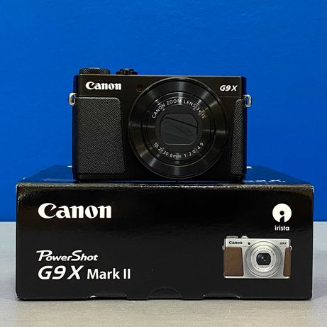 Canon PowerShot G9 X Mark II (20.1MP)