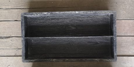 Formy do płyt betonowych 60cm x 15cm. Płyty chodnikowe gipsowe forma.
