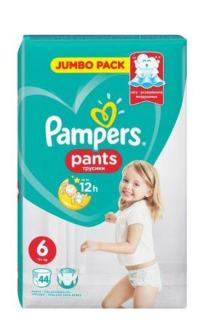 Подгузники памперс трусики Pampers pants 4,5,6 ,44 шт