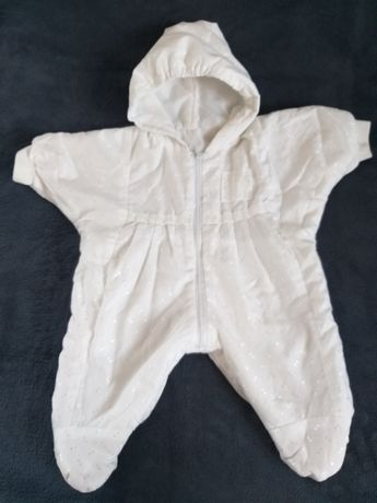 Kombinezon niemowlęcy lekki, 0-3 miesięcy, marka Cuddles