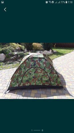 Палатка новая 2 места