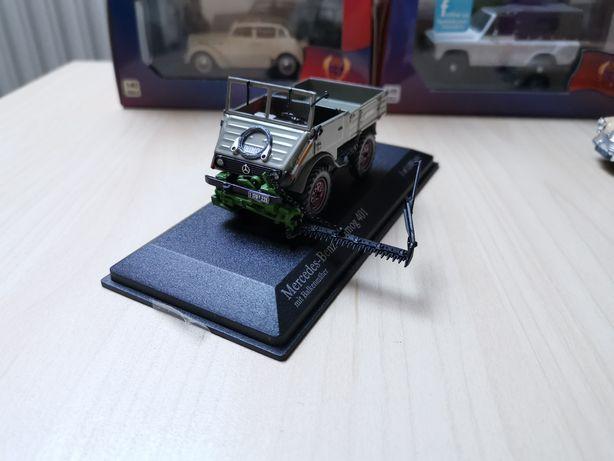 Mercedes Unimog 401 Minichamps 1:43