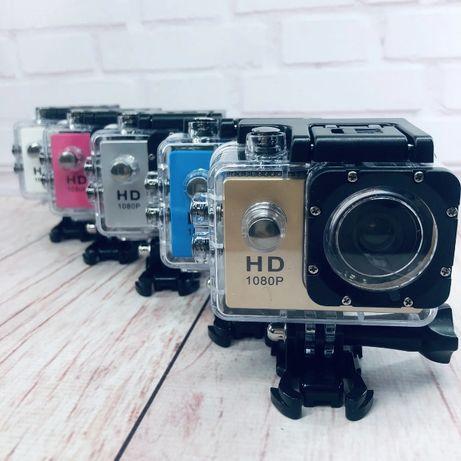 Экшн Камера А7 Full HD+БОКС Action Camera A7 GoPro ГоуПро экшен екшен