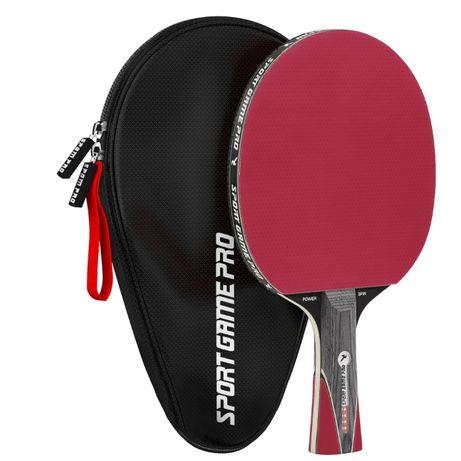 Ракетка для настольного тенниса SPORT GAME PRO + чехол теніс тениса