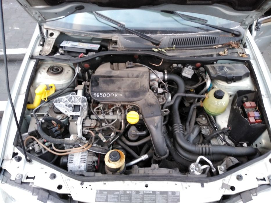 Silnik Renault Megane I 1.9 DCI F8T Świba - image 1
