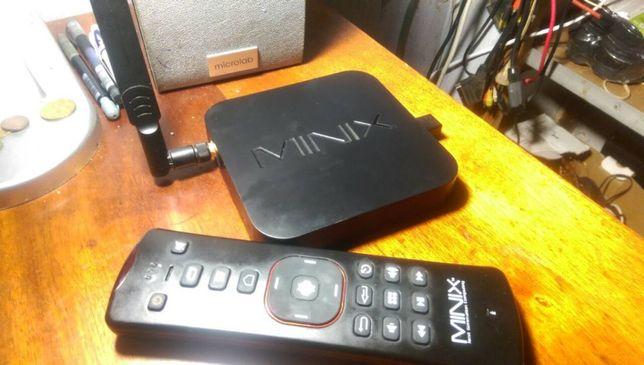 TV приставка Minix Neo X7