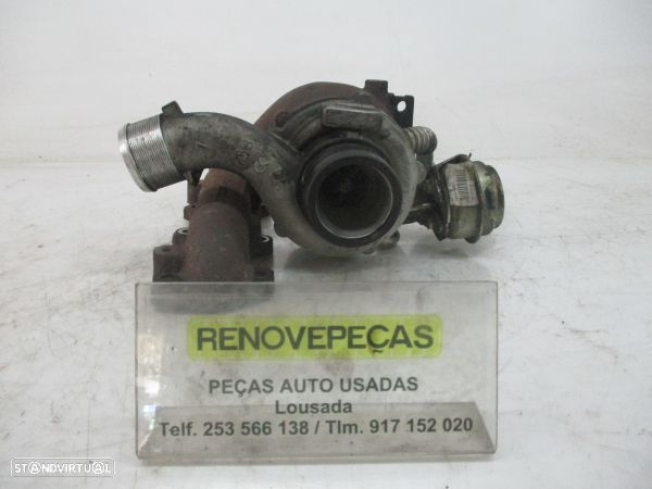 Turbo Opel Astra H (A04)