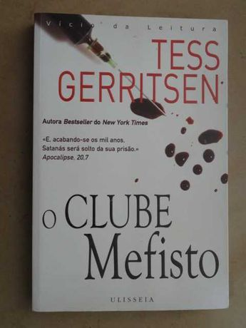 O Clube Mefisto de Tess Gerritsen