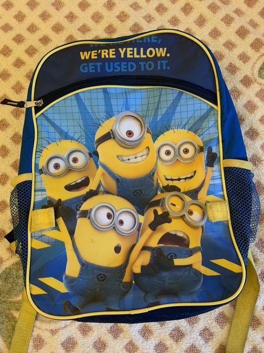 Рюкзак в школу Кривой Рог - изображение 1