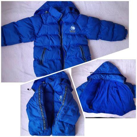 куртка для мальчика от шести лет