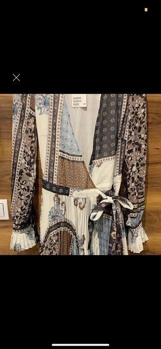 Sukienka H&M maxi, rozmiar 34. Katowice - image 1