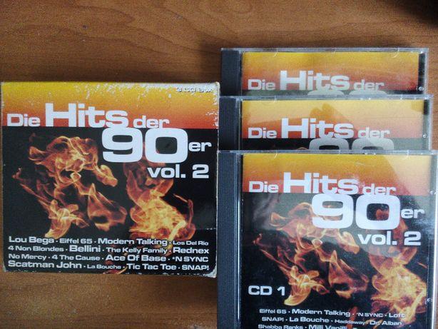 Die Hits der 90er - 3 CD