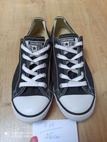 Trampki Converse krótkie r 41