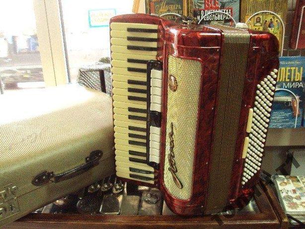 аккордеон horch 120 басов