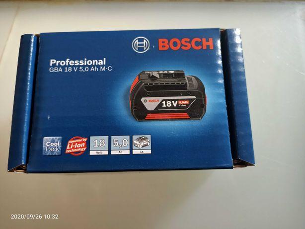 Akumulator BOSCH 18V 5,0Ah Li