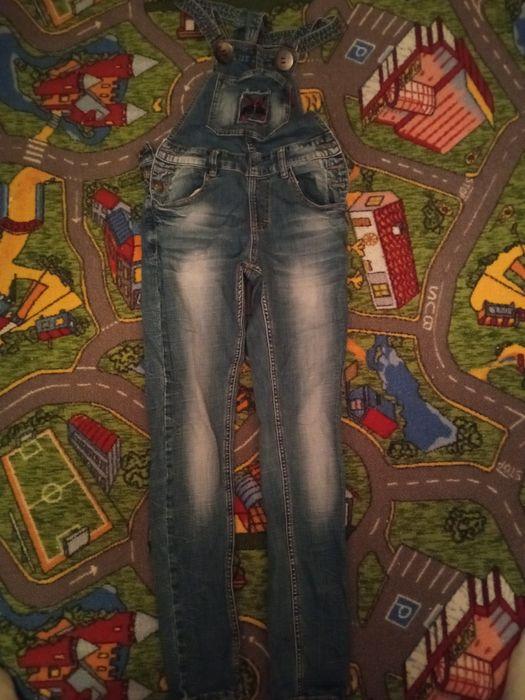 продам Джинсовые штаны Одесса - изображение 1