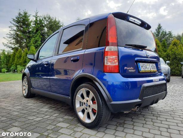 Fiat Panda 2007r 1,4 100HP Klima Alumy 16' Import Niemcy Opłacona