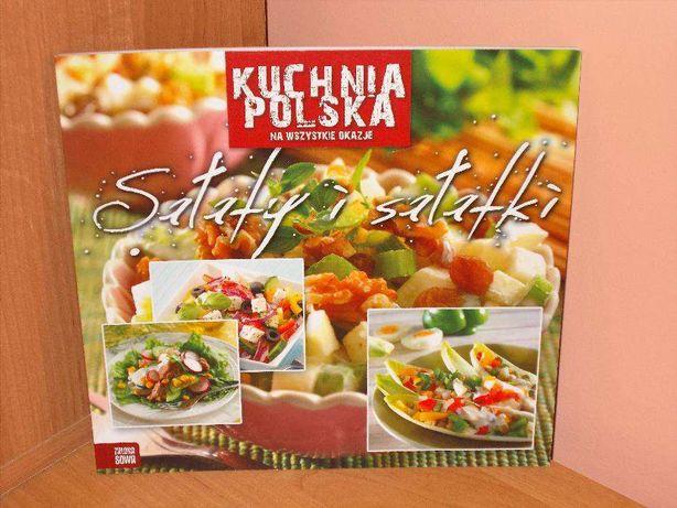 Kuchnia Polska Sałaty i sałatki
