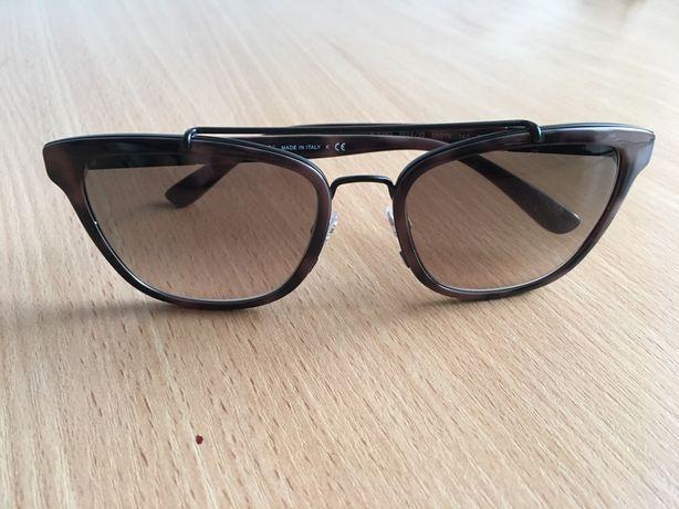 Markowe okulary przeciwsłoneczne Burberry