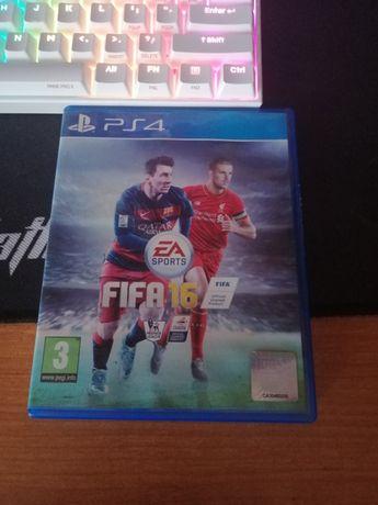 FIFA 16 ps4.