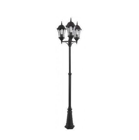 Candeeiro de pé /Poste de luz urbano clássico