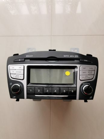 Radioodtwarzacz CD MP3 Hyundai ix35