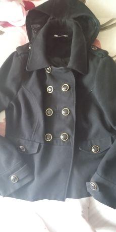 Пальто коротке кашемір 48 Подарую