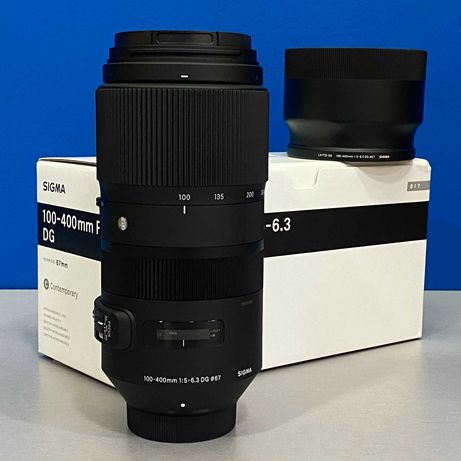 Sigma 100-400mm f/5-6.3 DG OS HSM Contemporary (Nikon) - NOVA