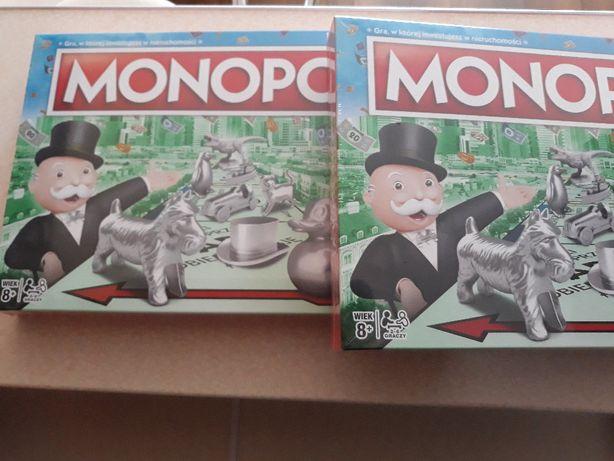 NOWA gra Monopoly Standard - nowa edycja