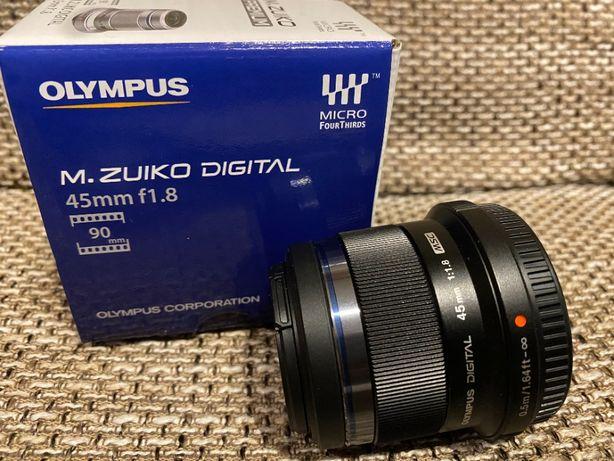 Olympus Zuiko 45 mm 1.8
