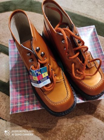 Ботинки Chicco детские