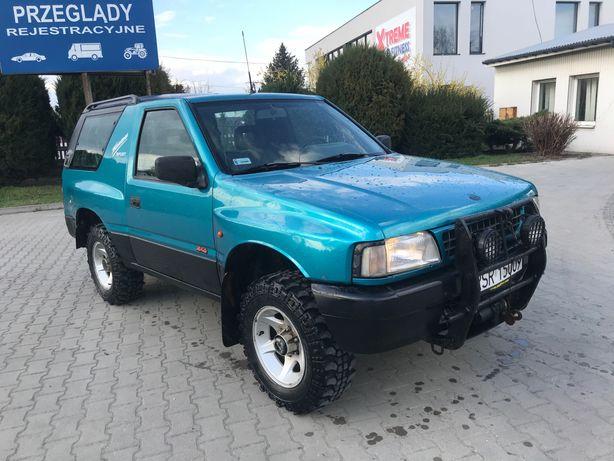 Opel Frontera /2.0 B+LPG/4X4/wer.sport/