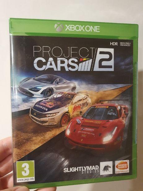Project Cars 2 Xbox One PL Nowa Łódź
