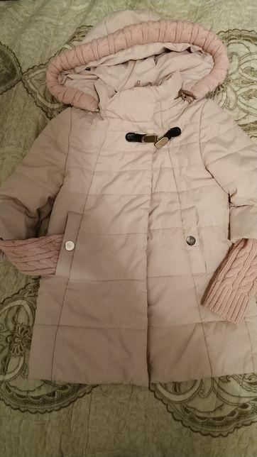 Продам куртки на девочку, размер 104