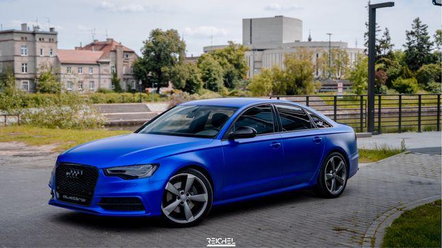 Audi a6 c7 aktywny wydech s6 faktura vat 23 sline rs6 salon pl aso