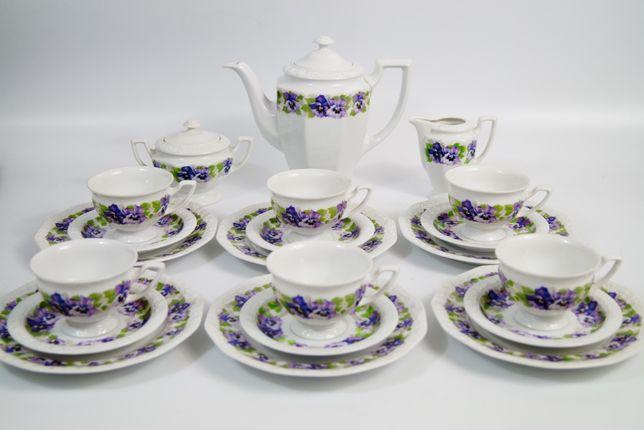 Rosenthal Maria Bratki serwis kawowy 6os