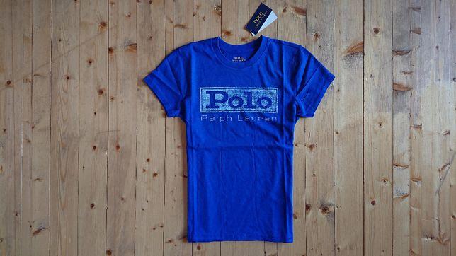 Bluzka Koszulka T shirt Damski Polo Ralph Lauren S