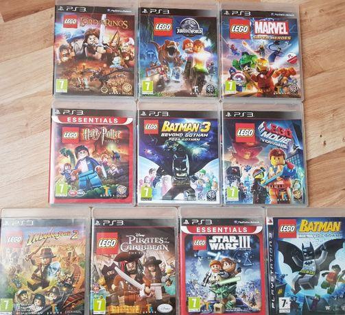 Lego PS3 Harry Potter Władca Pierścieni i inne