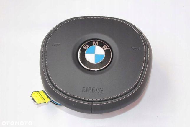 BMW G30 G11 G01 G02 G32 M pakiet skóra