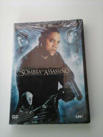Filme original, em DVD, Na Sombra do Assassino, selado!