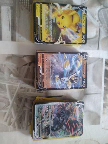 Conjuntos de cartas pokemon