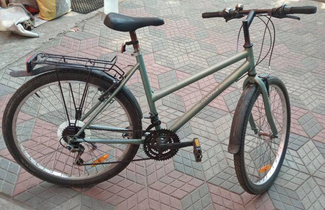 """Велосипед горный 26"""" 18 скоростей торг!"""