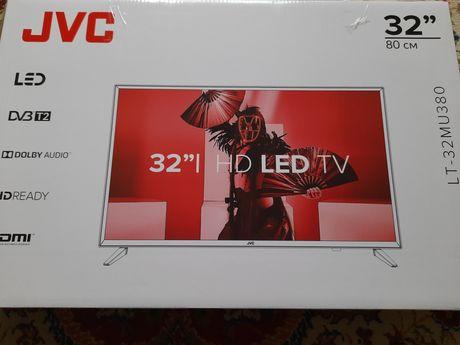 Телевізор J V C новий 32 дюйма