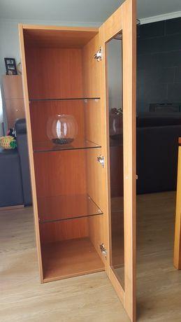 Cristaleira  com 1 porta