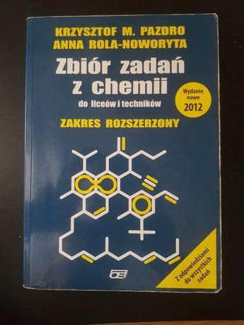 Zbiór zadań z chemii do liceum i technikum - zakres rozszerzony