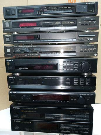 Sintonizador Rádio Tuner vários PIONEER, TECHNICS, SONY, GOODMANS