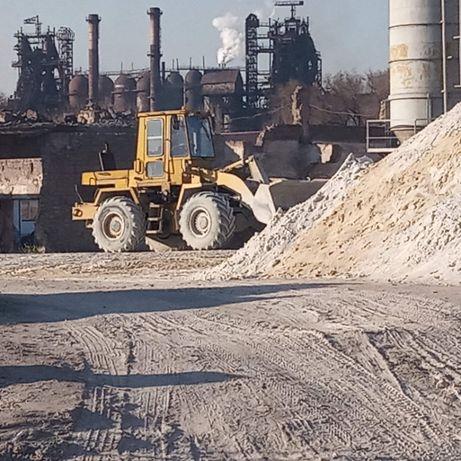 Песок 250 грн/тн, Щебень 500 грн/тн, Шлак 100 грн/тн. Скидка сезонная